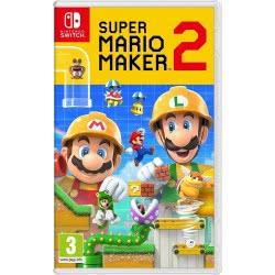 Nintendo Switch Super Mario Maker 2 045496424343 045496424343