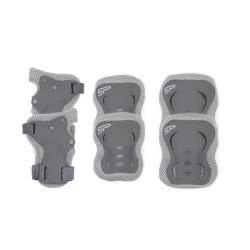 Spokey Shield Protectors Large(25-50Kg) - Grey 922151 5902693221517