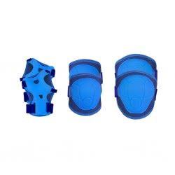 Spokey Buffer Protectors Προστατευτικά Small(25-50Kg) - Μπλε 922171 5902693221715