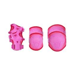 Spokey Buffer Protectors Προστατευτικά Medium(25-50Kg) - Ροζ 922178 5902693221784