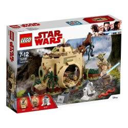 LEGO Star Wars Η Καλύβα του Yoda 75208 5702016109368