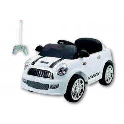 MG TOYS Τηλεκατευθυνόμενο Μπαταριοκίνητο Αυτοκίνητο Style Car Λευκό 6V 412182 5204275121827