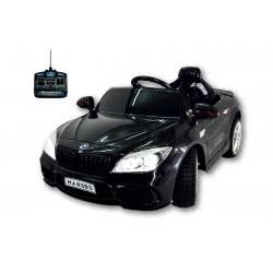 MG TOYS Τηλεκατευθυνόμενο Μπαταριοκίνητο Αυτοκίνητο Style Car Μαύρο 12V 412183 5204275121834