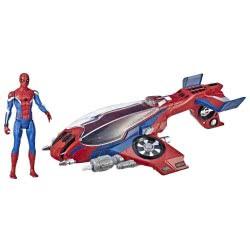 Hasbro Spider-Man: Far From Home Spider Jet Όχημα E3548 5010993556380