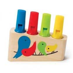 Hape Rainbow Pan Flute E1025 6943478010062