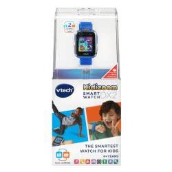VTech Kidizoom Smart Watch DX2 Έξυπνο Ρολόι Με Οθόνη Αφής - Μπλε 80-193803 3417761938034