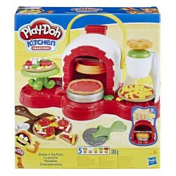 Hasbro Stamp N Top Pizza E4576 5010993596799