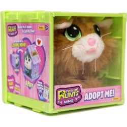 Real Fun Toys Λούτρινο Σώσε Τα Αδεσποτάκια Babies - 16 Σχέδια 18095 8436538674413