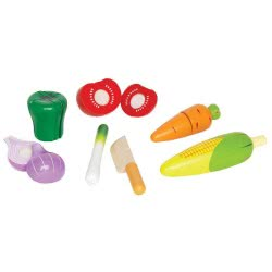Hape Playfully Delicious Garden Vegetables E3118 6943478004436