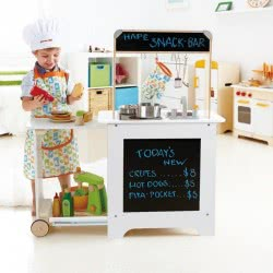 Hape Playfully Delicious Cook N Serve Kitchen E3126 6943478009981