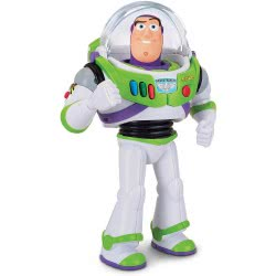 Thinkway Toys Toy Story 4 Buzz Lightyear Talking Action Figure - Greek 64069-GR 5452004440699