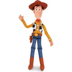 Thinkway Toys Toy Story 4 Woody Talking Action Figure - Greek 64113-GR 5452004441139