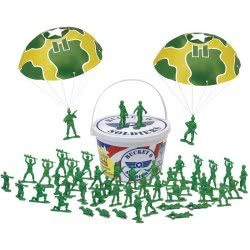 Thinkway Toys Toy Story Bucket O Soldiers 64017 064442640170