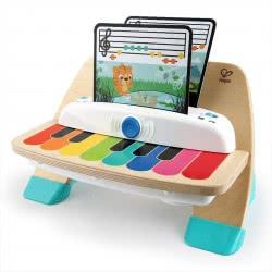 Hape Kids II Easy Magic Touch Ξύλινο Πιανο 11649-6 6943478024854