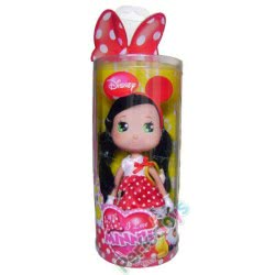 As company Minnie Mouse Flexible I Love Minnie doll 4104-07837 8410779277008