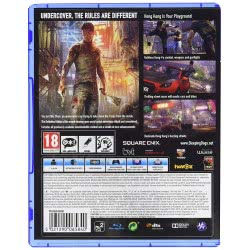 SQUARE ENIX PS4 Sleeping Dogs Definitive Standard Edition 5021290065840 5021290065840