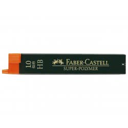 Faber-Castell Fineline Lead Super-Polymer 1.0Mm HB 120900 4005401209003