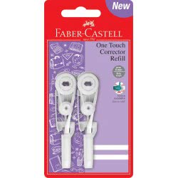 Faber-Castell One Touch Collector Refill Ανταλλακτικό Διορθωτικού 5Mm 169205 9555684651891