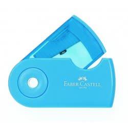 Faber-Castell Sleeve Sharpener - 3 Colours 182708 6933256641564