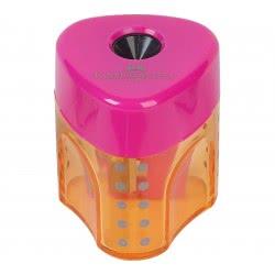 Faber-Castell Ξύστρα Μονή Auto Δίχρωμη - 3 Χρώματα 183405 6933256640628