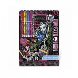 As company Βελούδινα Πόστερ Monster High 1080-07921 787909640260