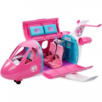Mattel Barbie Dreamhouse Adventures Αεροπλάνο GDG76 887961742879