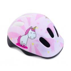 Spokey Unicorn Kids Helmet 44-48Cm - Pink 924800 5902693248002