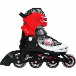 ΑΘΛΟΠΑΙΔΙΑ Roller Skates Αυξομειούμενα Πατίνια 26-29 - Κόκκινο 002.1084/26ΚΟΚΚΙΝΟ 5202200002135
