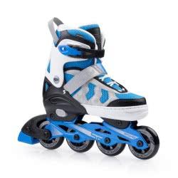 Spokey Maddox - Adjustable Inline Skates S. 36-39 - Blue 922092 5902693220923