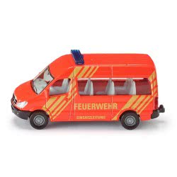 siku MODEL EMERGENCY VEHICLE SI000882 4006874008827