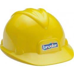 bruder Construction Helmet BR010200 4001702102005