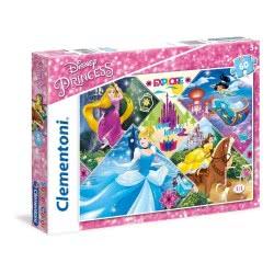 Clementoni ΠΑΖΛ 60 S.C. Princess 1200-26980 8005125269808
