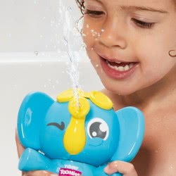 TOMY Toomies Sing And Squirt Ελέφαντας Παιχνίδι Μπάνιου 1000-72815 5011666728158