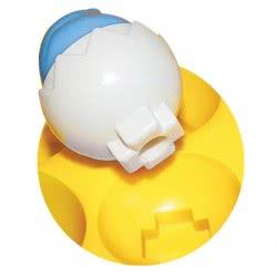 TOMY Toomies Hide And Squeak Eggs Αυγοθήκη 1000-11581 5011666015814