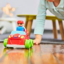 TOMY Toomies Push And Go Αυτοκίνητο, Αεροπλάνο, Φορτηγό - 3 Σχέδια 1000-11012 5011666010123