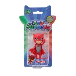 GIOCHI PREZIOSI PJ Masks Πιτζαμοήρωες Βασική Φιγούρα Owlette (Ολέτ) PJM18800 8056379058311
