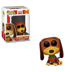 Funko POP! Disney: Toy Story 4 Slinky Dog No. 516 Φιγούρα Βινυλίου UND37010 889698370103