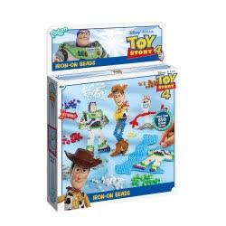 Totum Toy Story 4 Iron On Beads Κατασκευή Φιγούρας Με Χάντρες TM460034 8714274460034