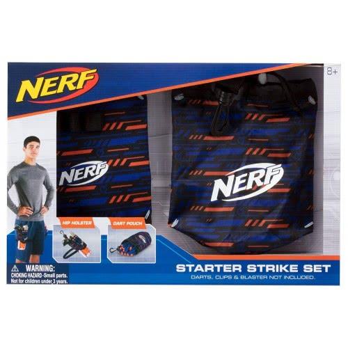 Jazwares NERF Elite Strike Starter Σετ Εξοπλισμού JW011522 681326115205
