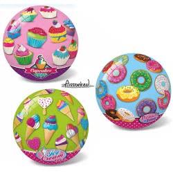 star Μπάλα 23cm Ice cream - Cupcakes - donuts 11/2945 5202522129459