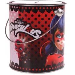 Stamco Σετ χειροτεχνίας Miraculous Ladybug σε κουβά CAN17411 8712916074380