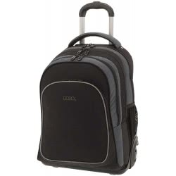 POLO Primary School Trolley Backbag Compact (P.R.C) 2019 - Black 901177-02 5201927089535