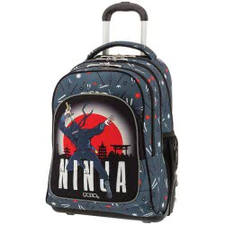 POLO Primary School Trolley Backbag Troller/Glow (P.R.C) 2019 - Ninja 901251-71 5201927100957