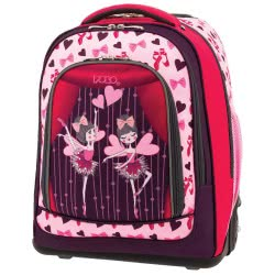 POLO Primary School Trolley Backbag Belike/Glow (P.R.C) 2019 - Ballerinas 901252-63 5201927101022