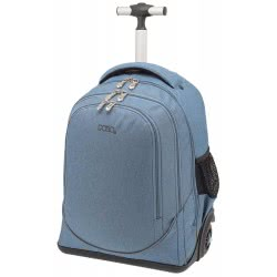 POLO Primary School Trolley Backbag Uplow (P.R.C) 2019 - Light Blue 901253-32 5201927102371