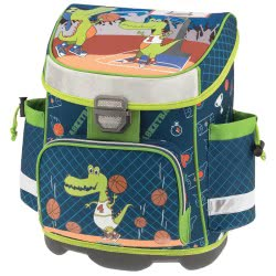 POLO Primary School Backpack Hard Shell - Dino 901263-05 5201927102449
