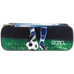 POLO Pencil Case Troller/Glow (P.R.C.) 2019 - Football 937251-70 5201927101749
