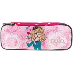 POLO Pencil Case Troller/Glow (P.R.C.) 2019 - Lovely Girl 937251-73 5201927101770