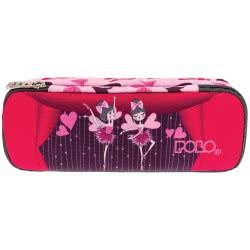 POLO Pencil Case Belike/Glow (P.R.C.) 2019 - Ballerinas 937252-63 5201927101817