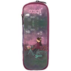 POLO Κασετίνα Expand Glow (P.R.C.) 2019 - Κορίτσι Με Ποδήλατο 937254-19 5201927101848